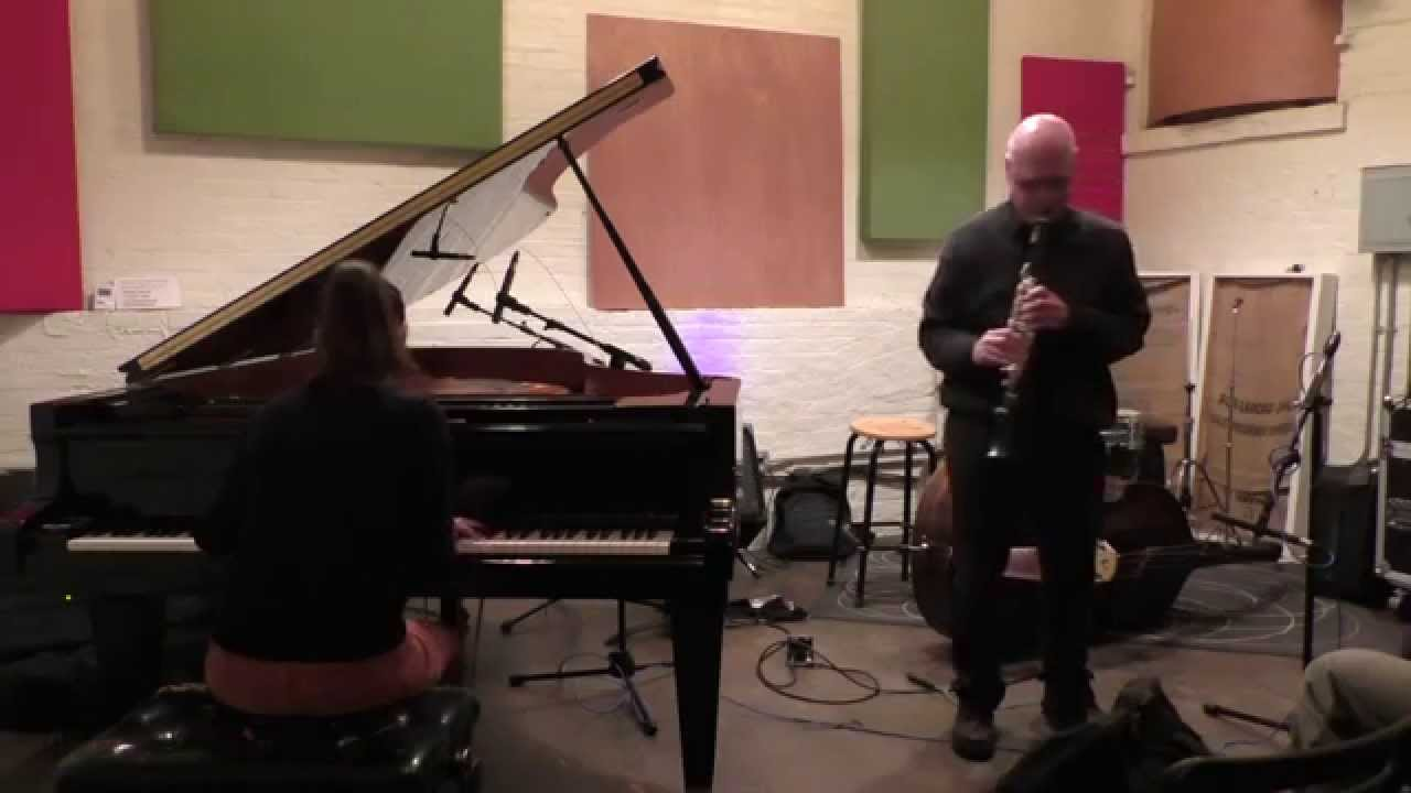 Mara Rosenbloom and Guillermo Gregorio Live at Ibeam 2015-03-31