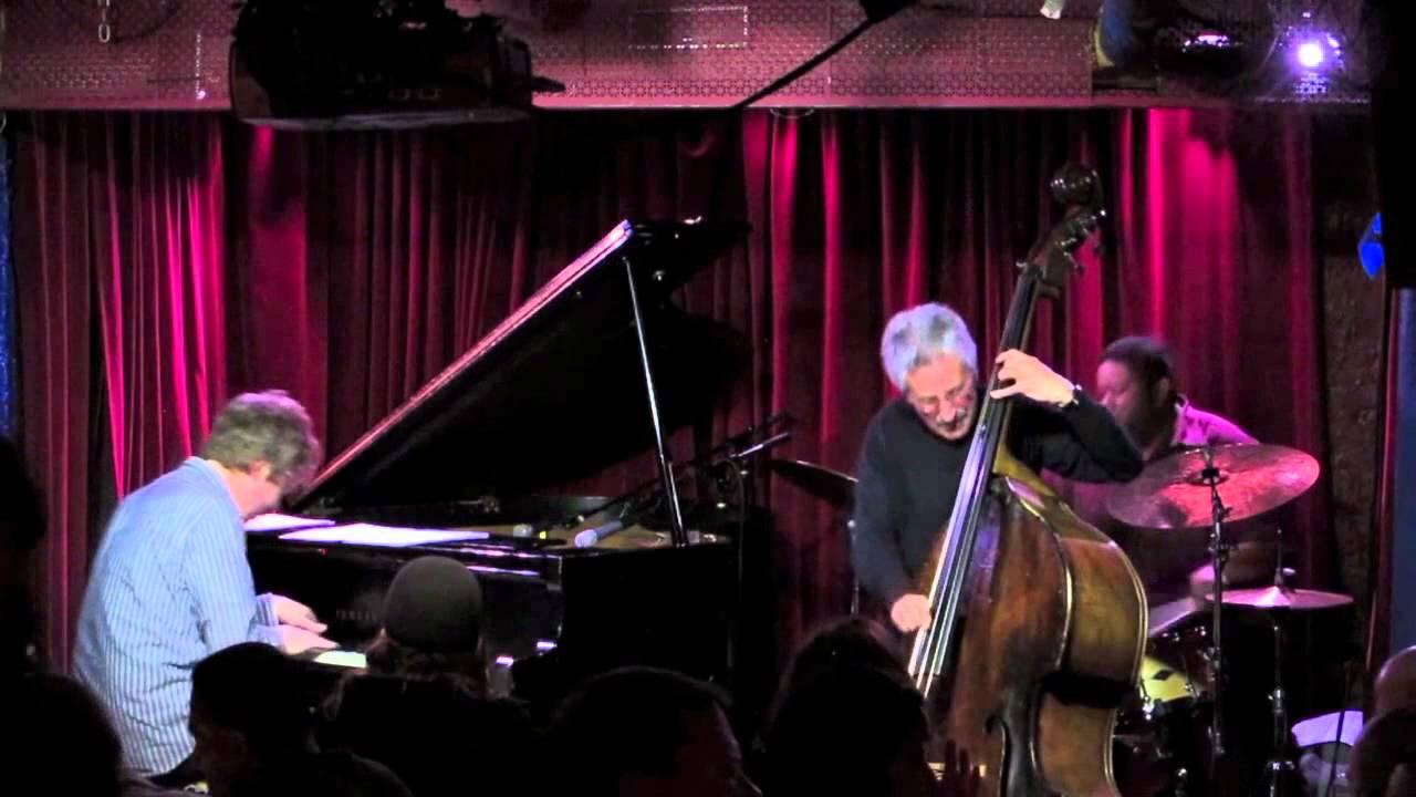 Mario Pavone's Arc Trio Blue Live at Cornelia Street Cafe 2014-03-21