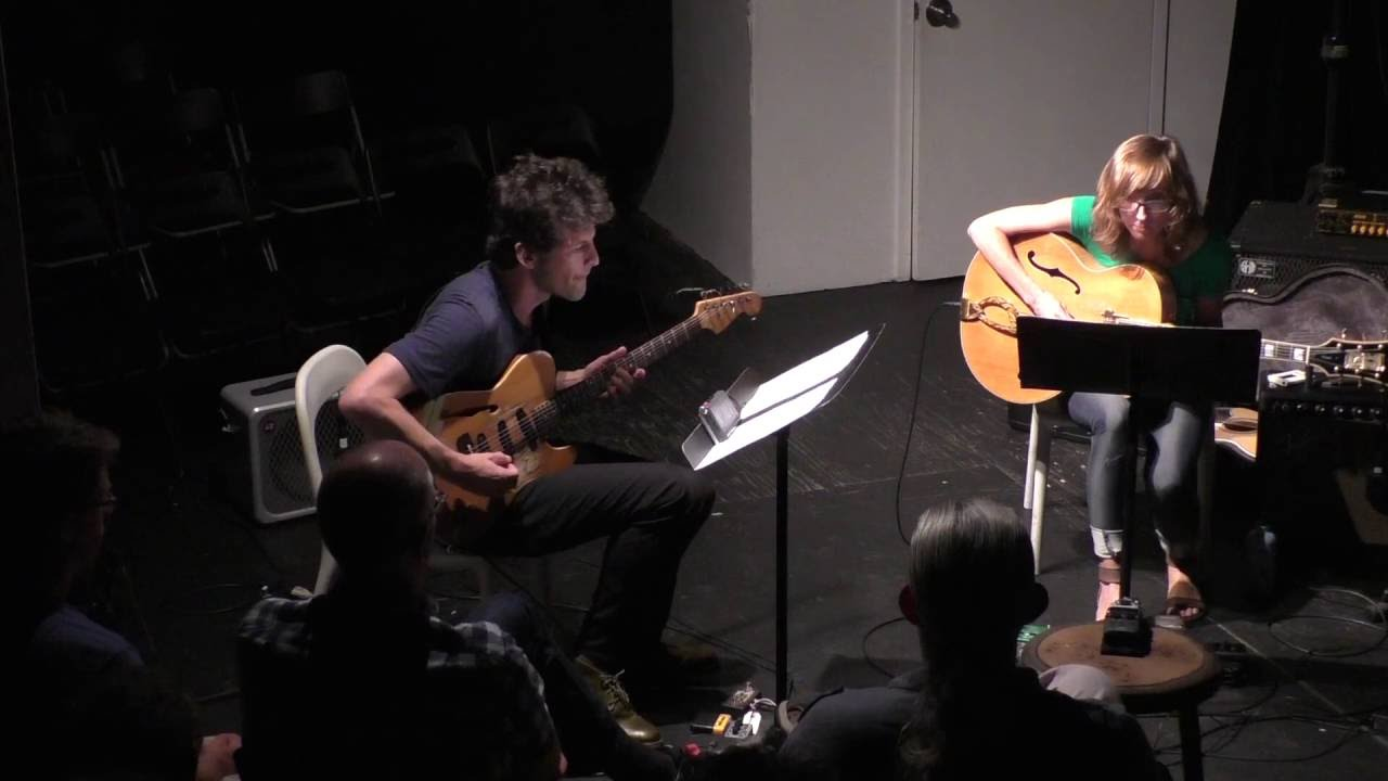 Mary Halvorson and Brandon Seabrook Live at the Stone 2016-08-03