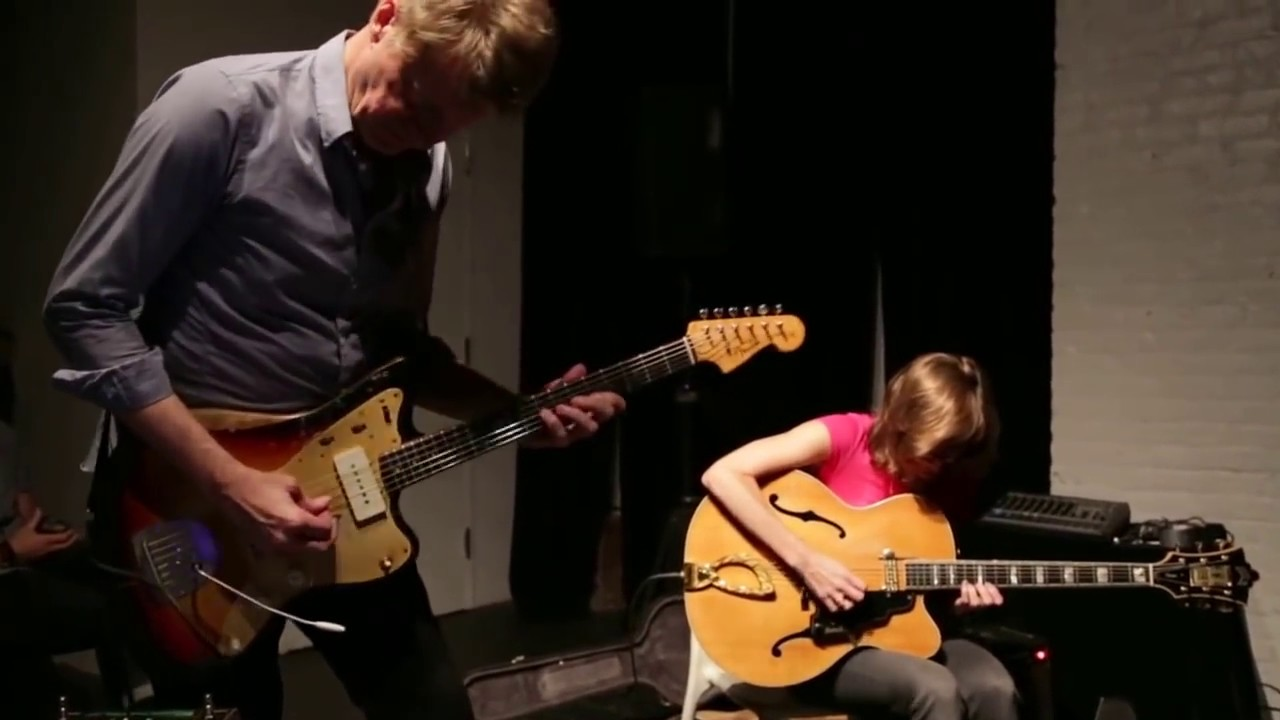 Mary Halvorson and Nels Cline Live at the Stone 2016-08-02