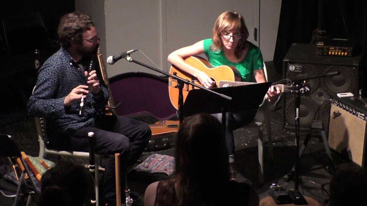 Mary Halvorson and Robbie Lee Live at the Stone 2016-08-03
