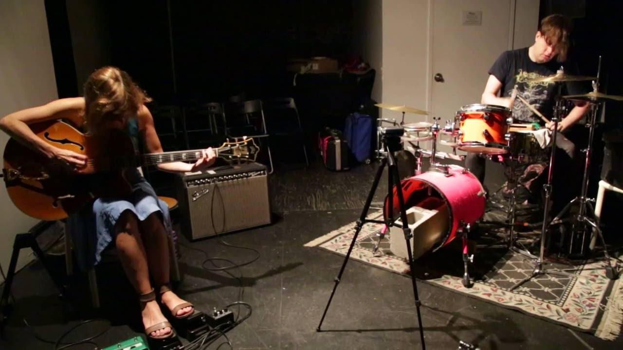 Mary Halvorson-Weasel Walter Duo Live at the Stone 2016-08-07