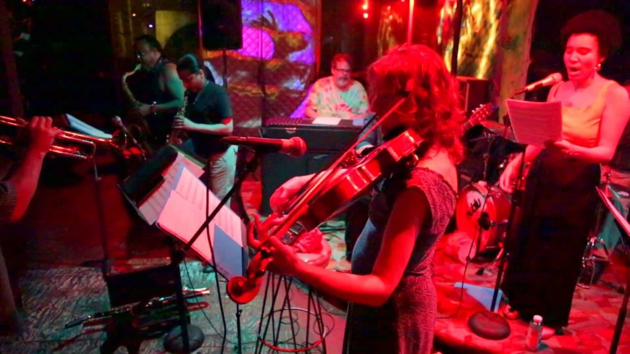 Matt Lavelle and 12 Houses Live at Nublu 2016-06-19