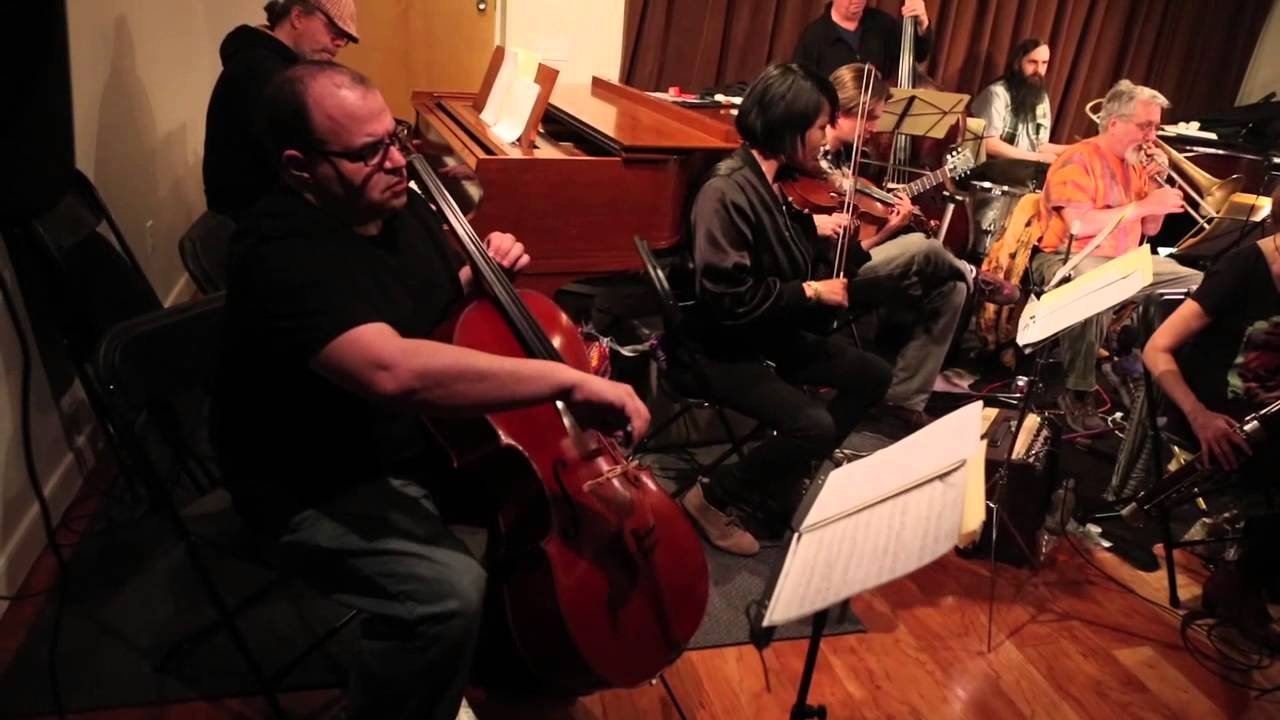 Matt Lavelle and the 12 Houses Live at the Firehouse Space 2013-03-28
