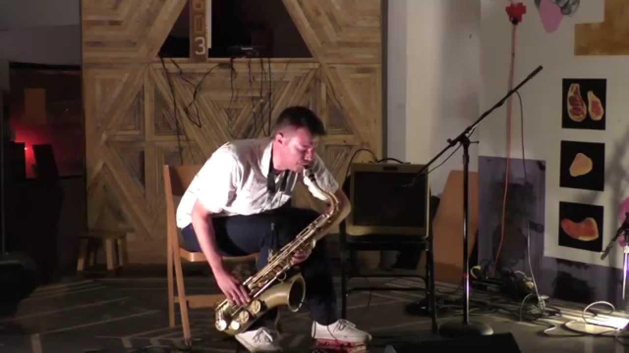 Matt Nelson Solo Live at the Silent Barn 2015-05-18