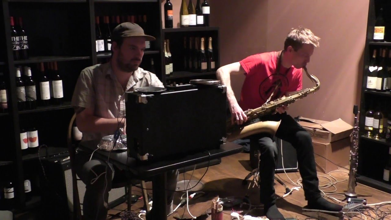 Michael Foster and Aaron Zarzuki Live at 65Fen 2016-04-11