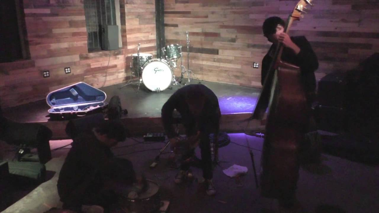 Michael Foster's The Ghost Live at Pine Box 2016-10-15