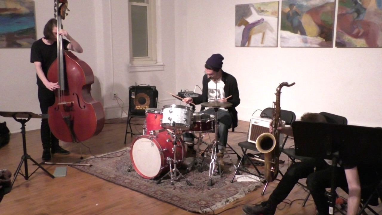 Michael Foster's The Ghost Live at Arts for Art 2017-01-13