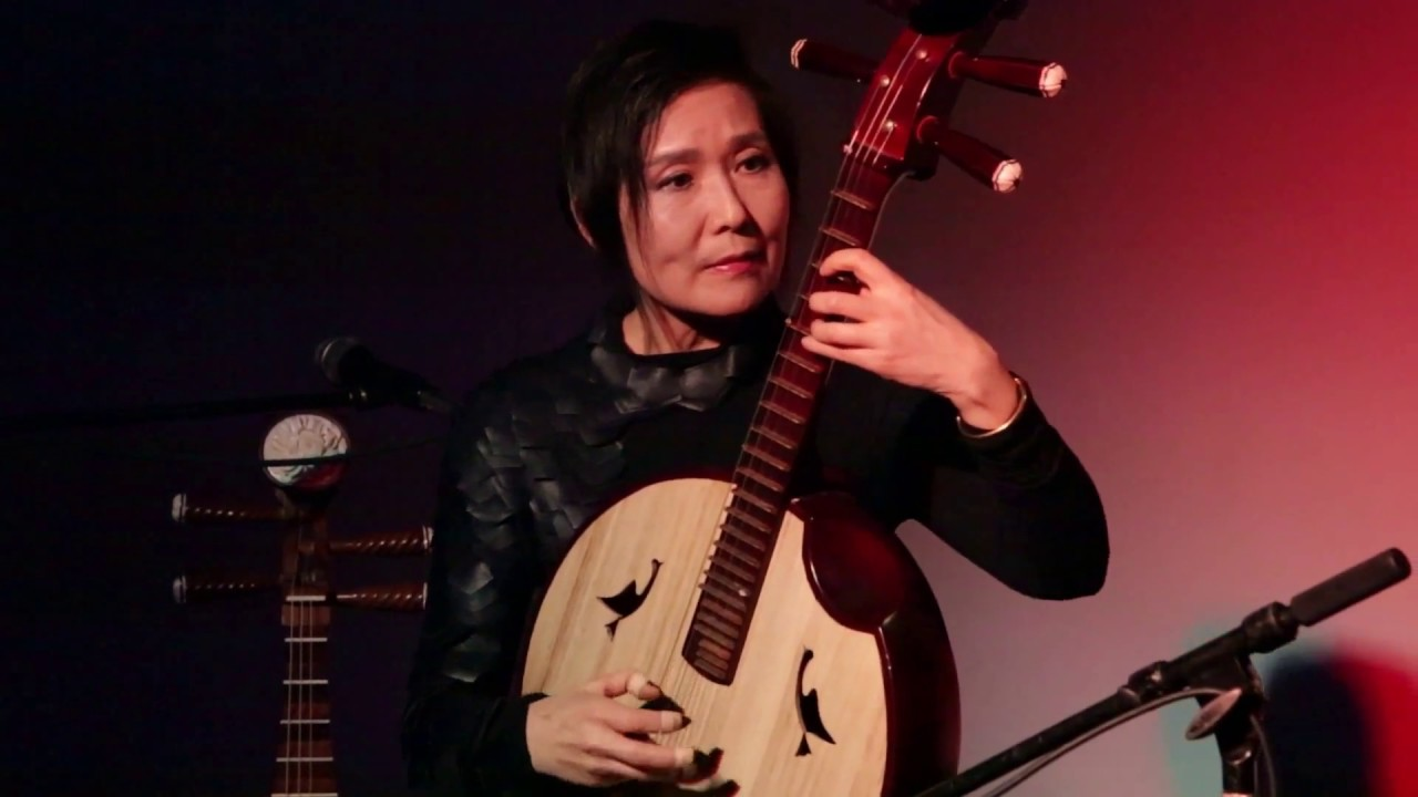 Min Xiao-Fen Live at the Dither Extravaganza 2016-12-04