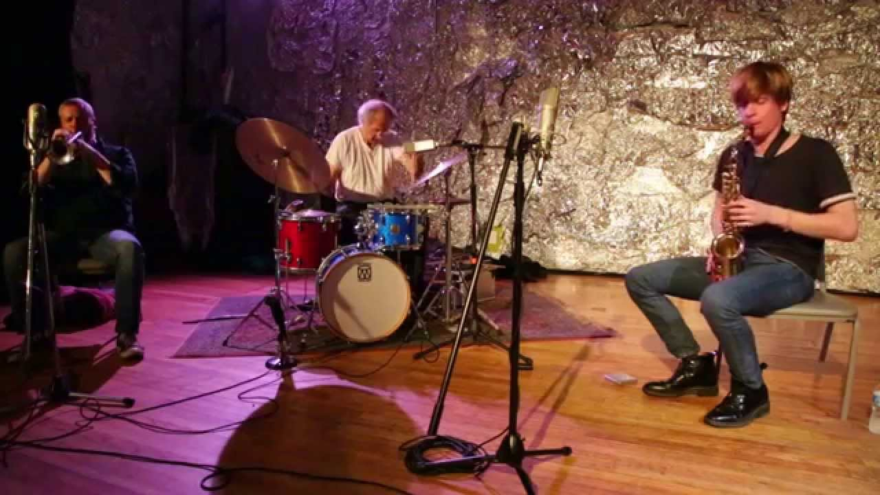 Nate Wooley, Chris Pitsiokos, and Paul Lytton Live at JACK 2015-11-01