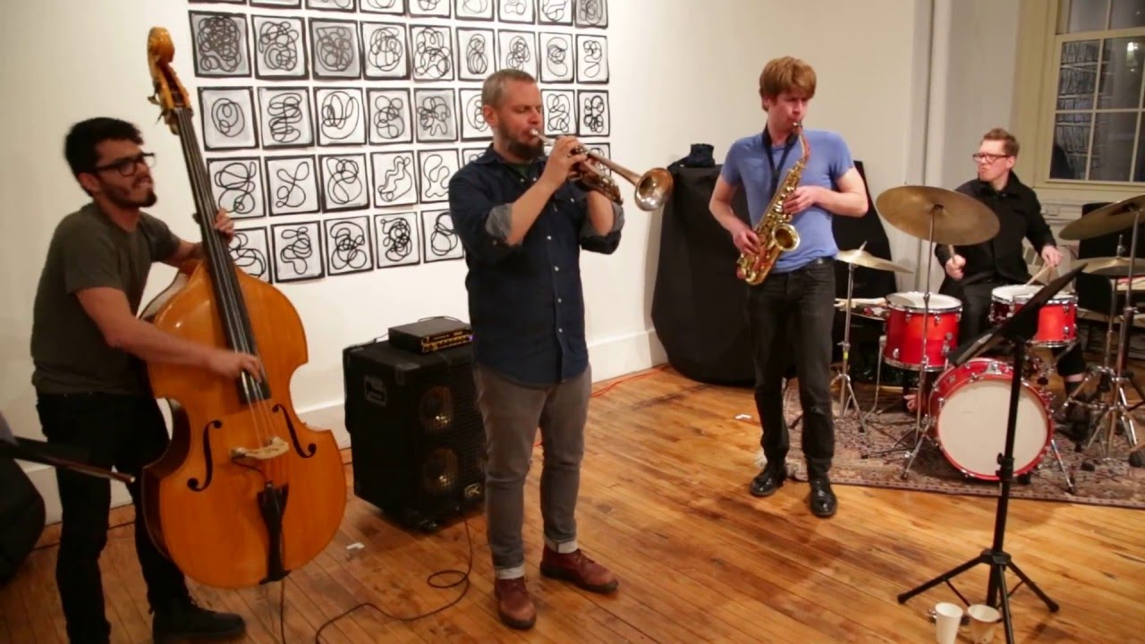 Nate Wooley Quartet Live at Arts for Art (NYC Free Jazz Summit) 2016-04-04