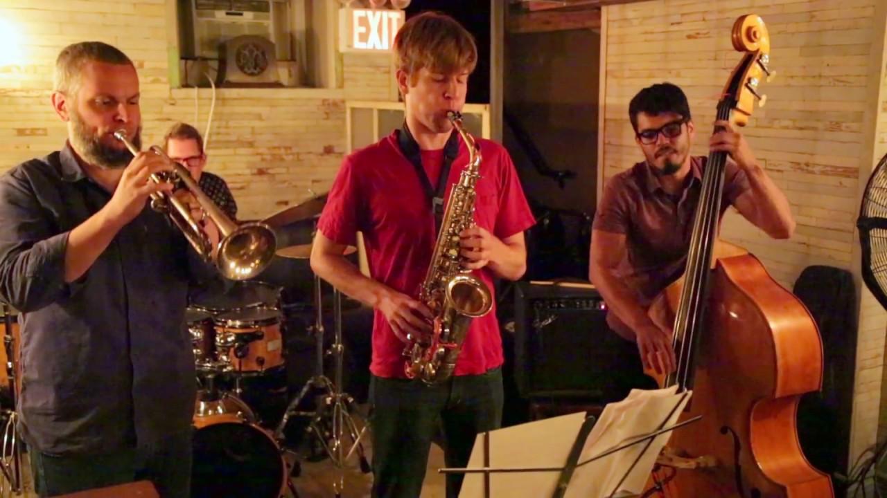 Nate Wooley Quartet Live at Rye Bar 2016-07-20