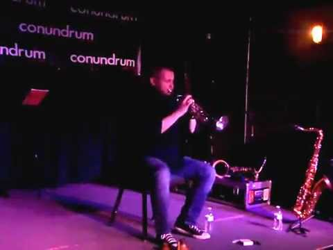Nate Wooley Solo Live at Conundrum Music Hall 2015-01-14