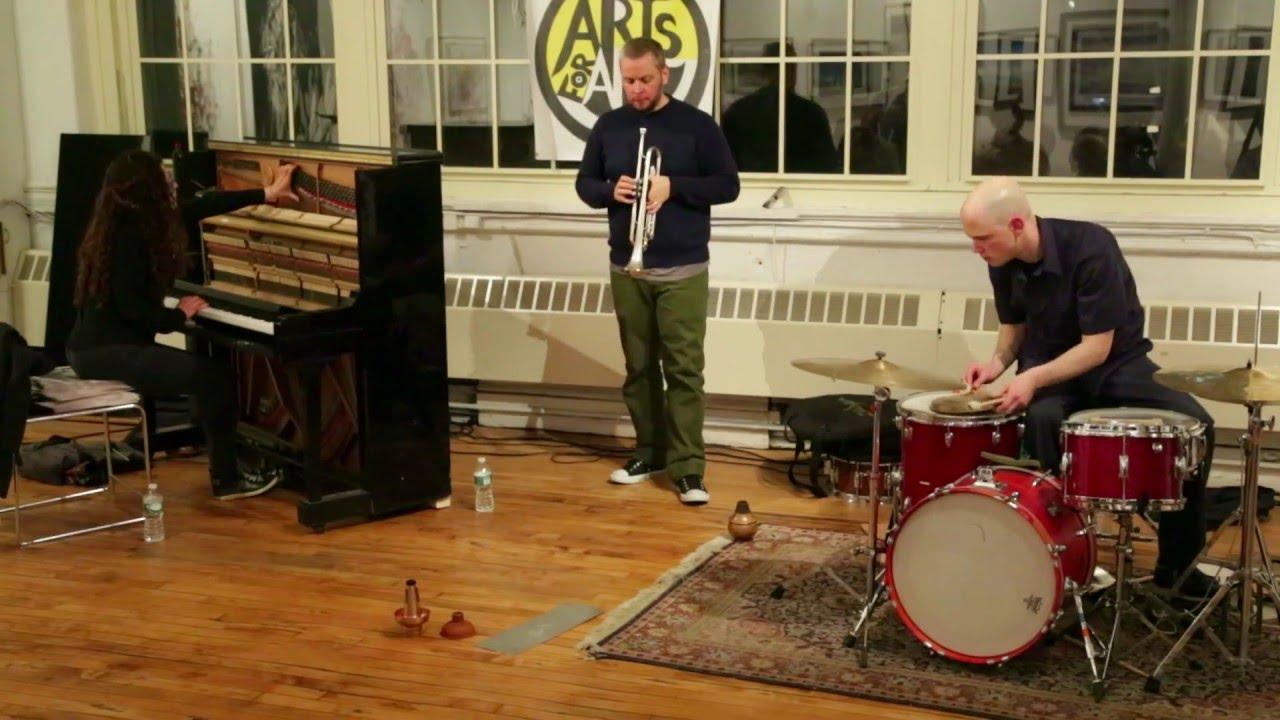 Nate Wooley, Sylvie Courvoisier, and Chris Corsano Live at Clemente Soto Velez (Arts for Art) 2015-04-23