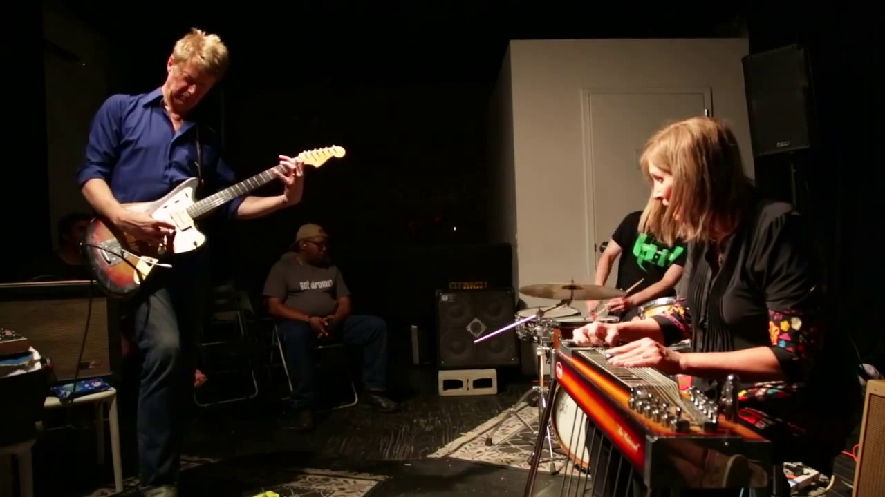 Nels Cline, Susan Alcorn, and Chris Corsano Live at the Stone 2016-08-27