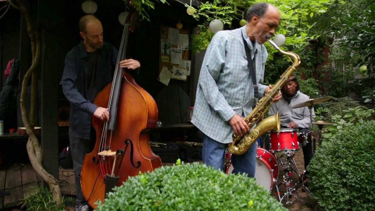 Otic Trio Live at 6BC Gardens (Arts for Art) 2016-10-01