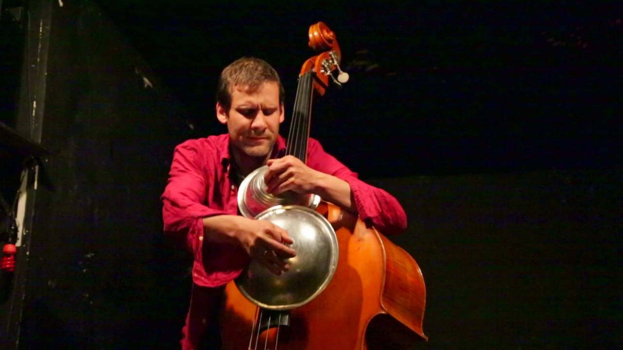 Pascal Niggenkemper Solo Live at Muchmore's 2016-05-24