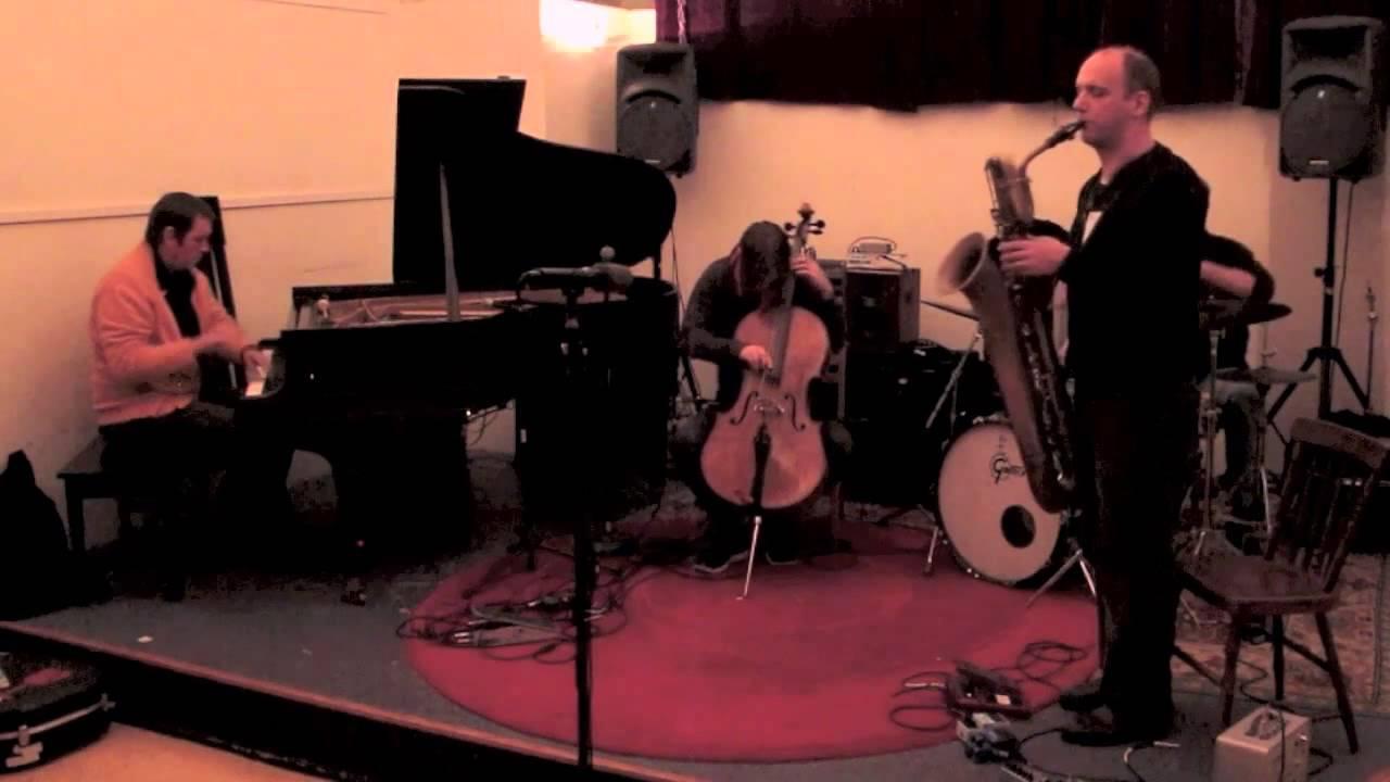 Russ Lossing, Josh Sinton, Christopher Hoffman, and Tom Rainey (Gowanus Company) Live at Douglass Street Music Collective 2013-11-26