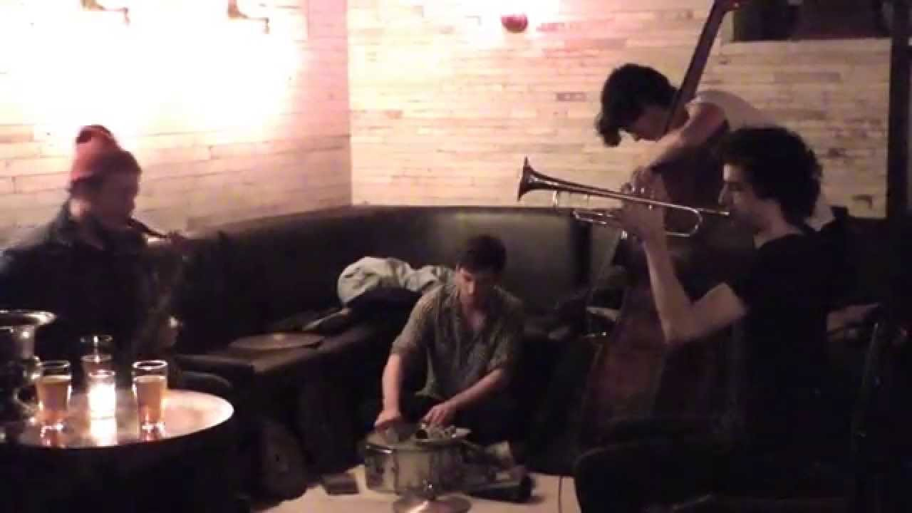 Sam Weinberg, Joe Moffett, Henry Fraser, and Connor Baker Live at Rye 2015-12-02