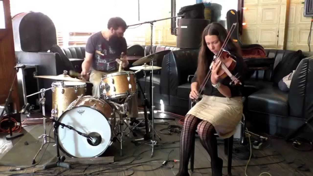 Samara Lubelski and Ryan Sawyer Live at Union Pool 2015-08-02