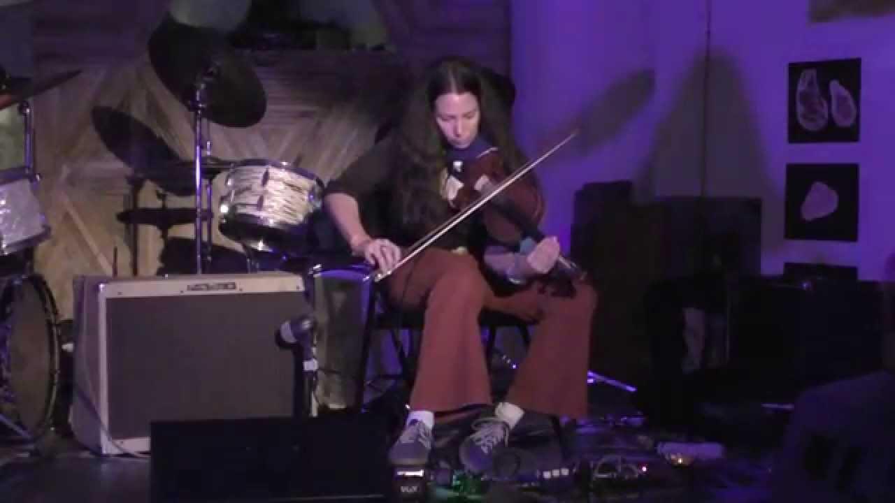 Samara Lubelski Solo Live at Silent Barn 2015-06-15