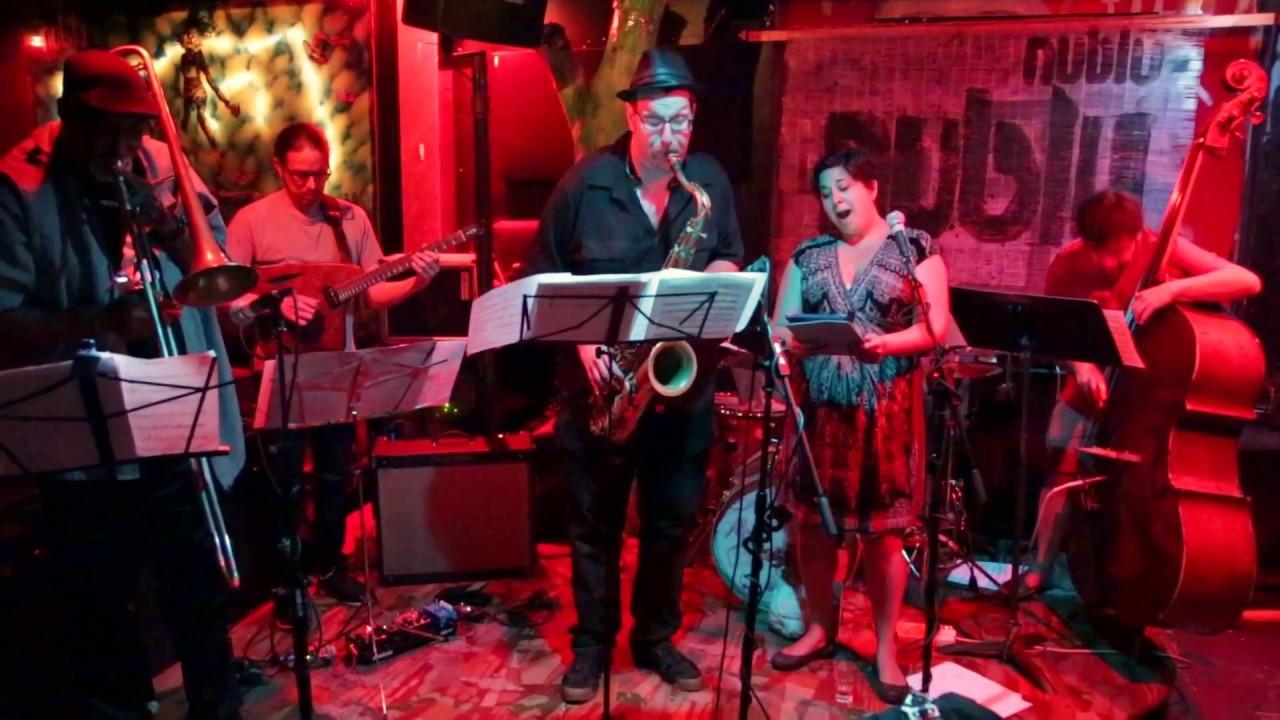 Sean Sonderegger's Magically Inclined Live at Nublu 2016-06-20