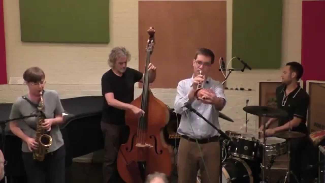 Silke Eberhard, Nikolaus Neuser, Joe Morris, and Tomas Fujiwara Live at Ibeam 2015-09-05