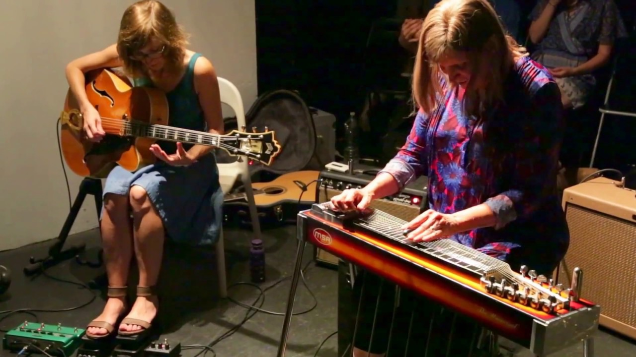 Susan Alcorn & Mary Halvorson Live at the Stone 2016-08-07