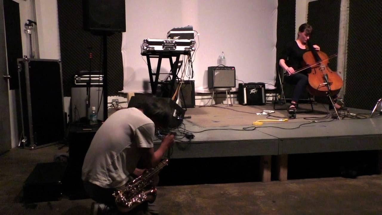 Tamio Shiraishi and Leila Bordreuil Live at the Sump 2016-06-21