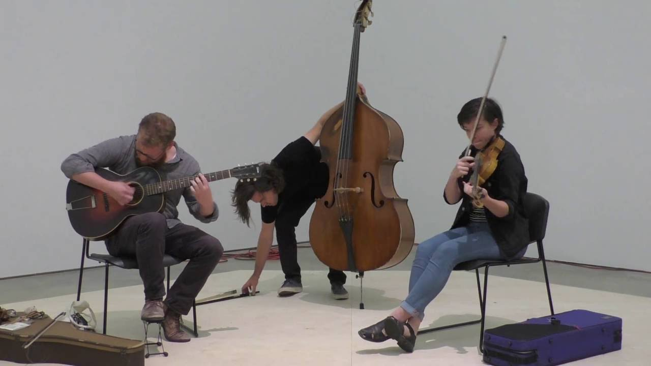 The Few Live at the Institute of Contemporary Art (Philadelphia)