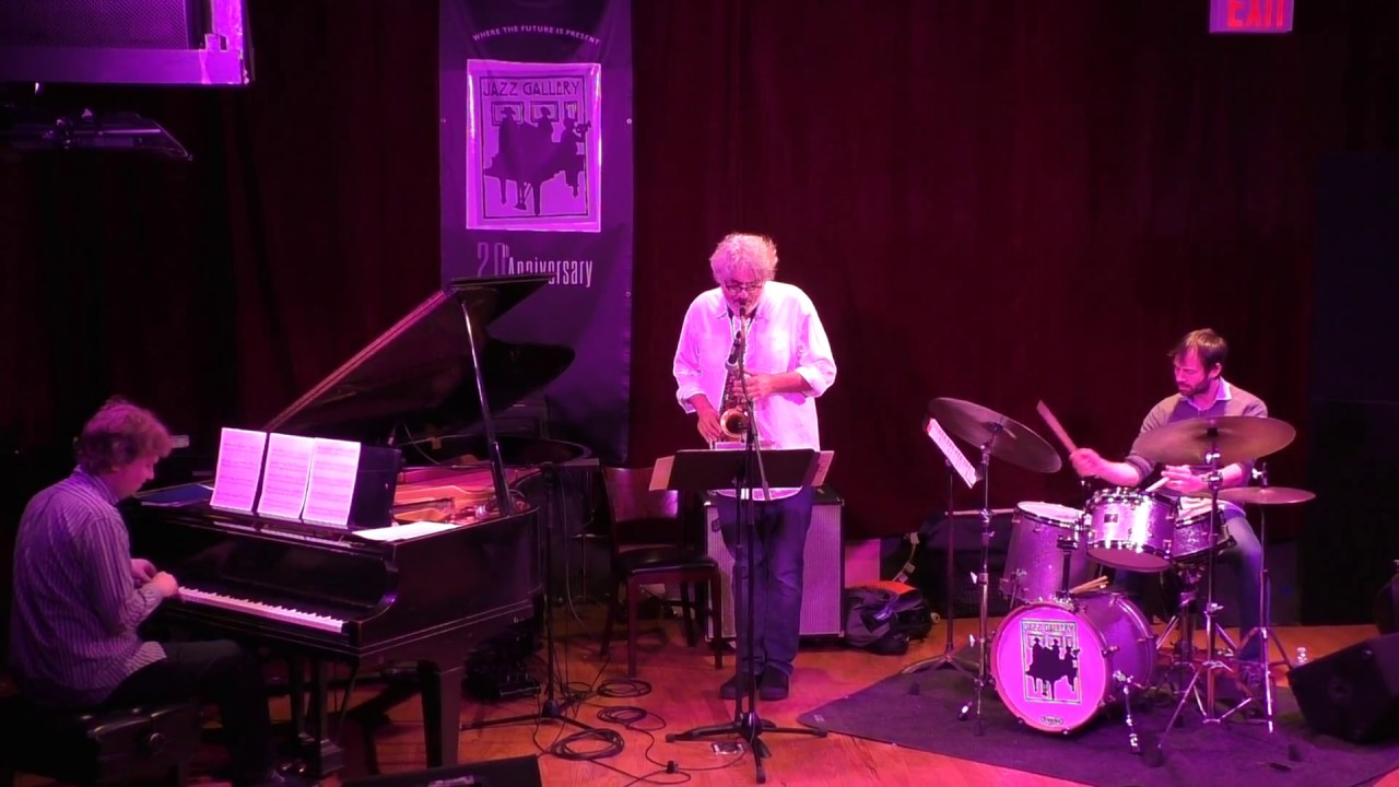 Tim Berne's Almost Human Live at the Jazz Gallery 2016-12-14