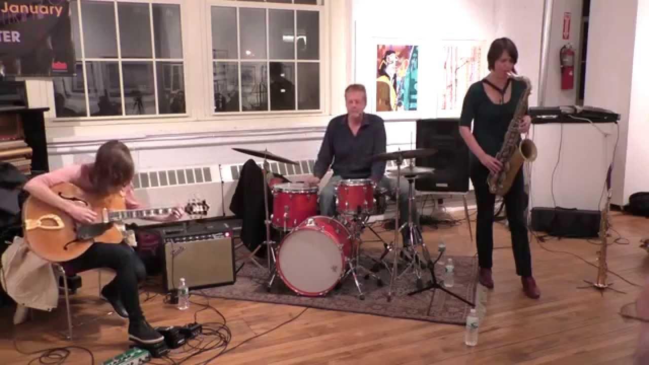 Tom Rainey Trio Live at Clemente Soto Velez (Arts for Art) 2015-04-16