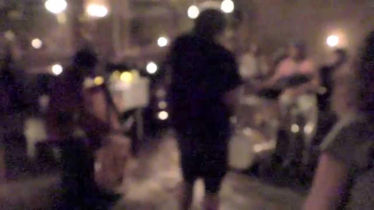 Tony Malaby, Brandon Lopez, and Dave Treut Live at Manhattan Inn 2015-07-22