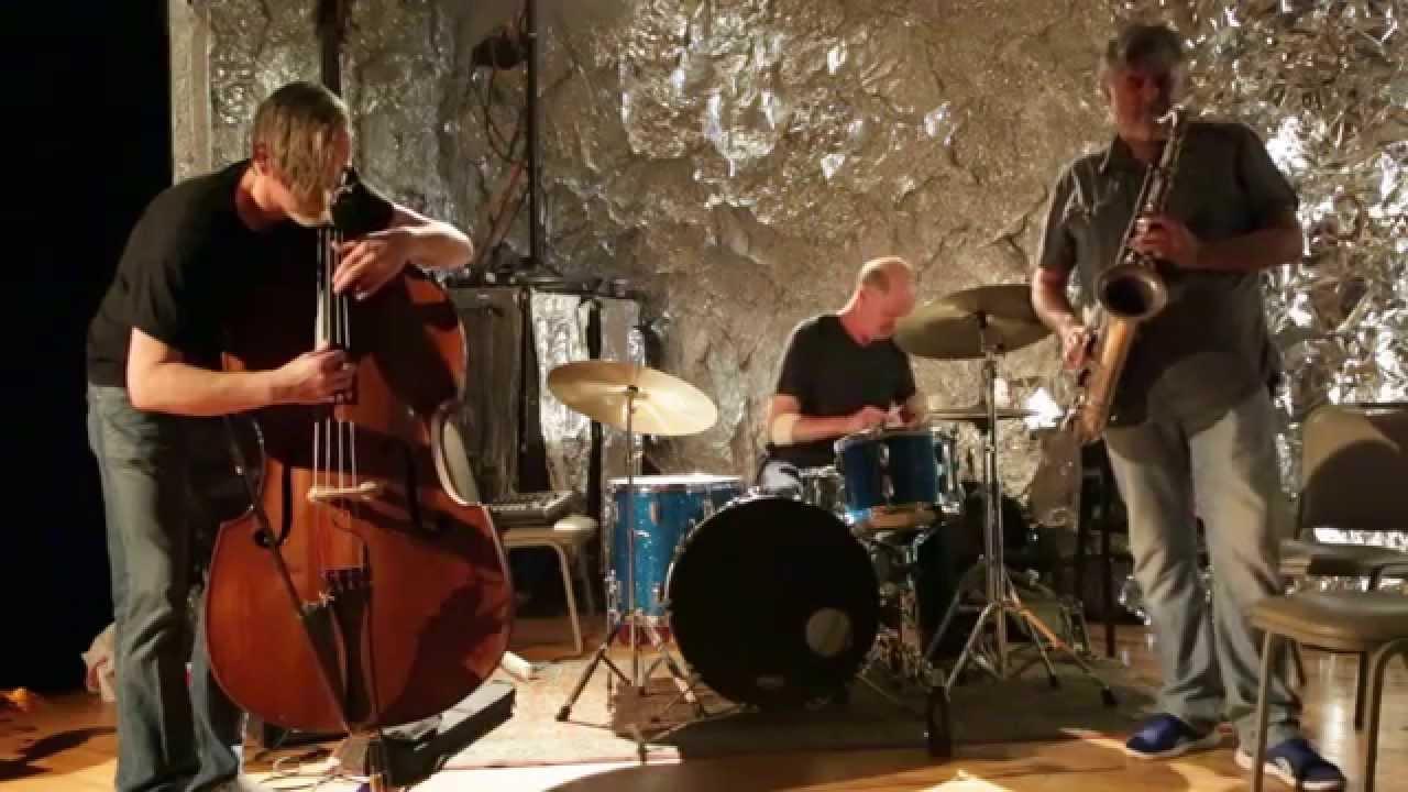 Tony Malaby, Thomas Helton, and Whit Dickey Live at JACK 2015-09-13