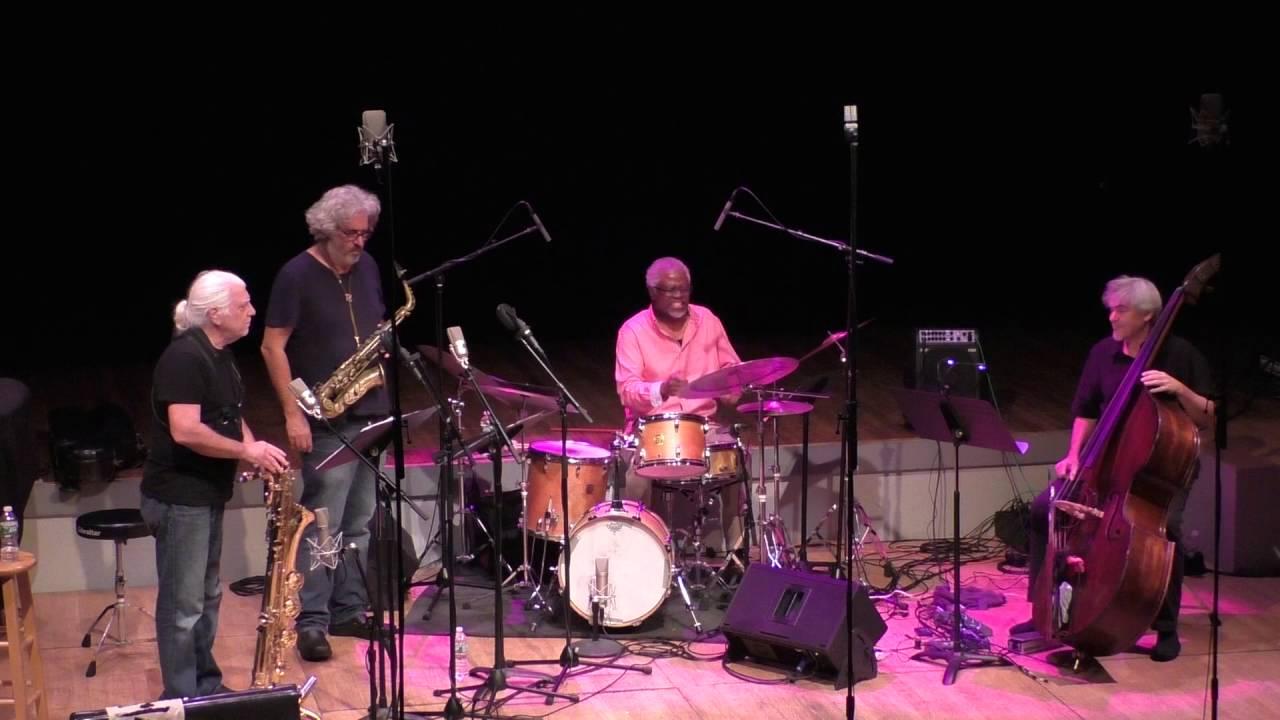 Vinny Golia Quartet Live at Roulette 2016-10-04
