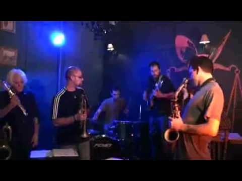 Vinny Golia Sextet Live at Cafe Orwell 2011-04-16
