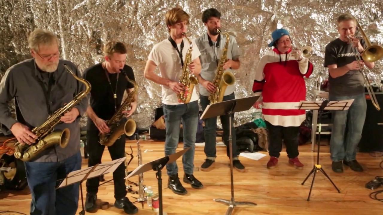Weasel Walter Large Ensemble Live at JACK 2015-11-22
