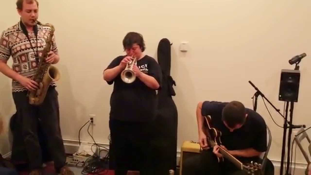 Welcome-Branch-Weinberg Live at New Revolution Arts 2015-09-12