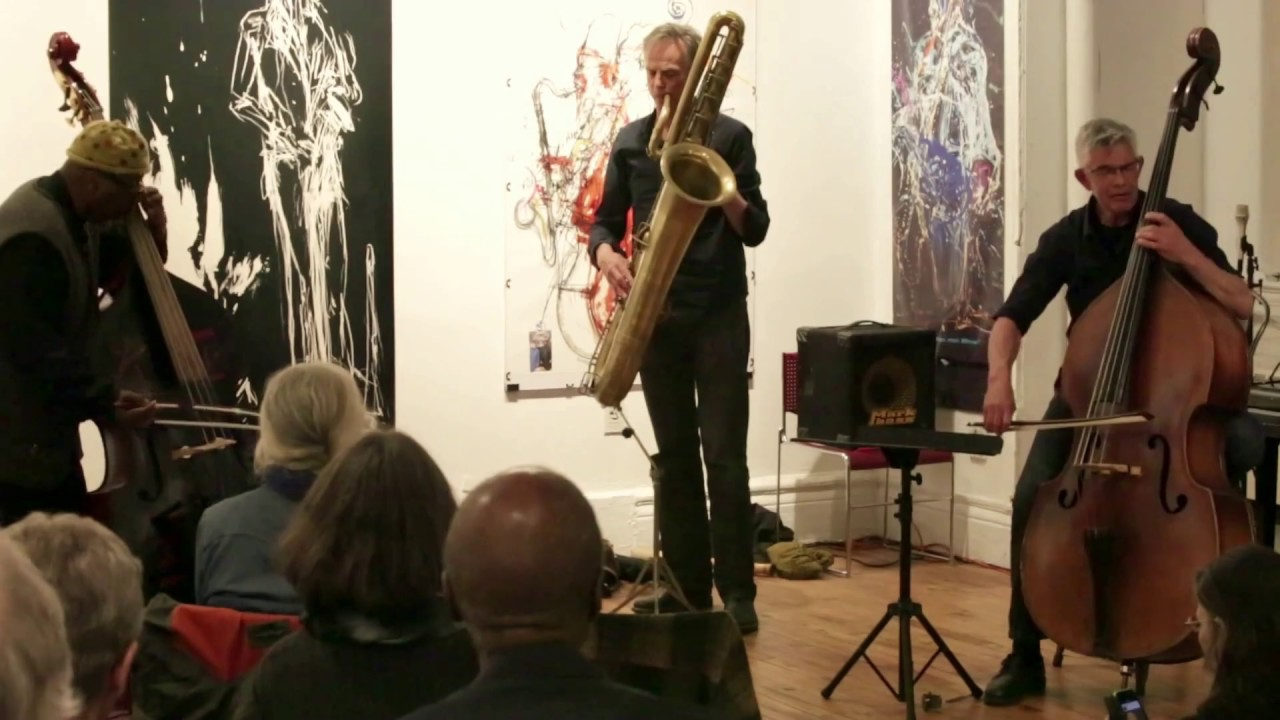 William Parker Nederland Bass Trio Live at Clemente Soto Velez (Arts for Art) 2015-05-01