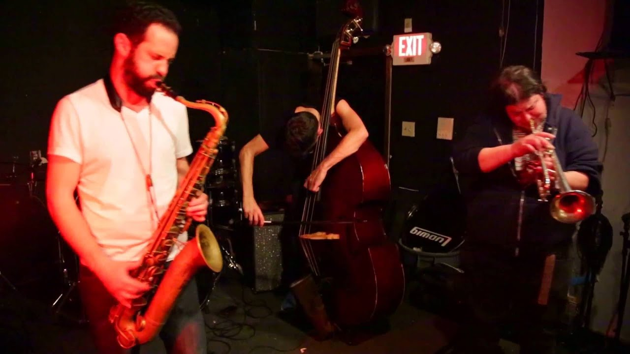 Yoni Kretzmer, Jaimie Branch, Tobey Cederberg, and Andrew Drury, Live at Muchmore's 2016-05-24