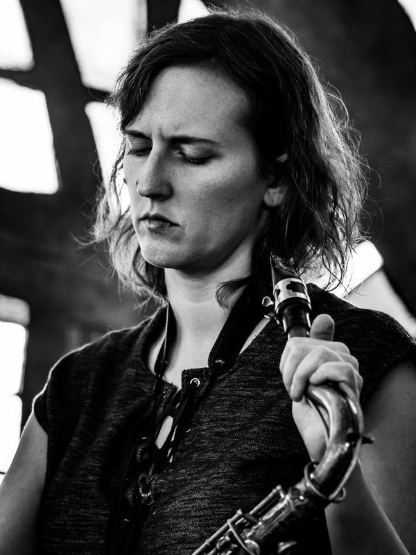 Artist Feature: Anna Webber