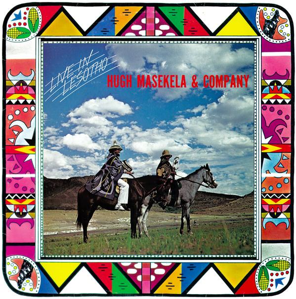 Hugh Masekela – Live in Lesotho (1980, reissued 2019)