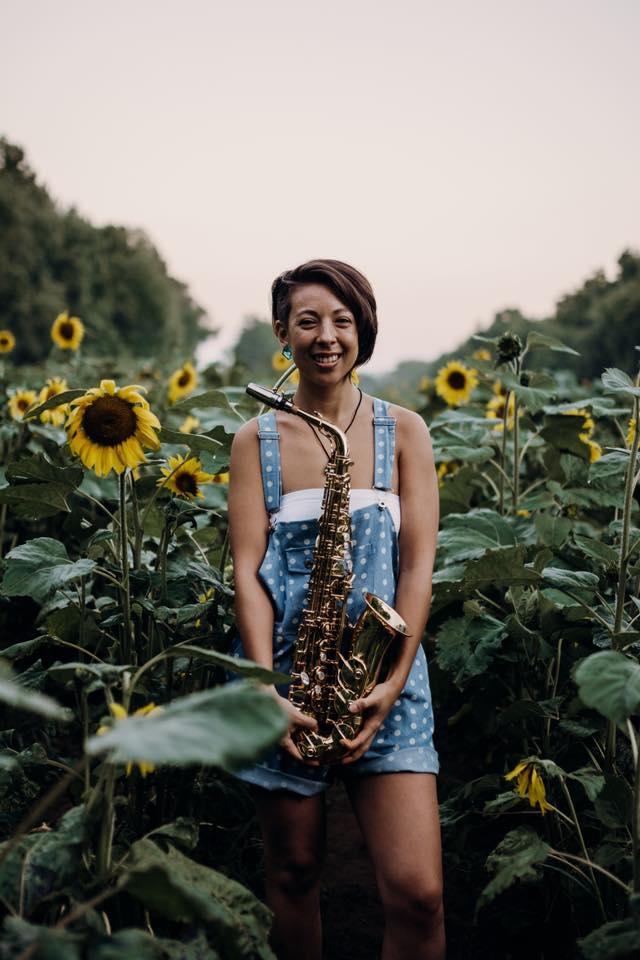 Interview: Saxophonist Sarah Hughes